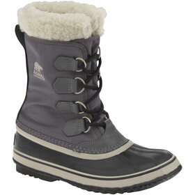 Sorel Winter Carnival Boots Damen pewter/black
